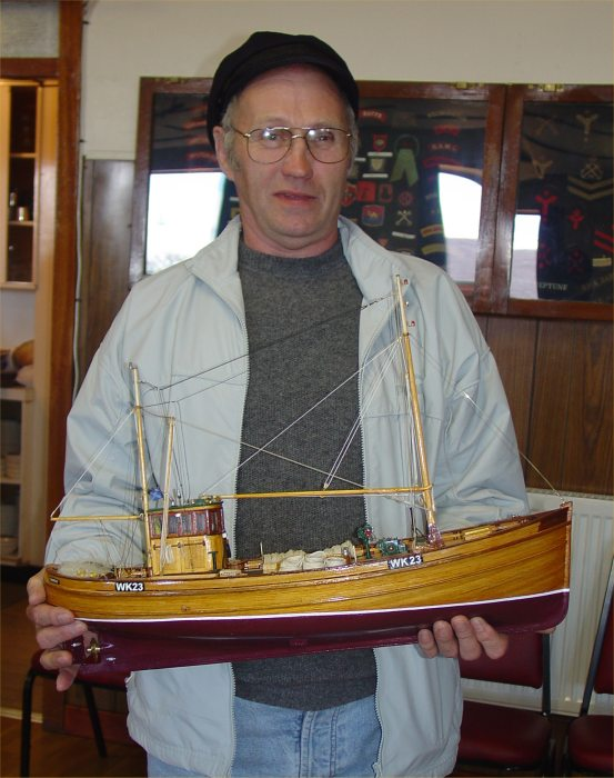 Photo: Pentland Model Boat Club Show 2006 - Billy McIntosh