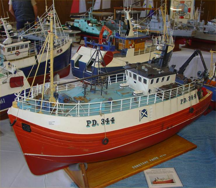 Photo: Pentland Model Boat Club Show 2006 - PD344 Constant Faith