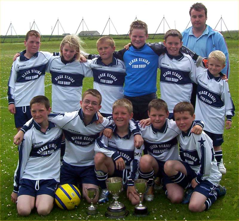 Photo: South School Team Wins Danny Cormack Memorial Trophy To Make It Three