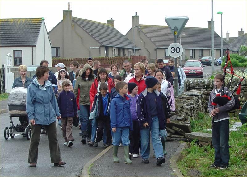 Photo: Thrumster School PTA Walk