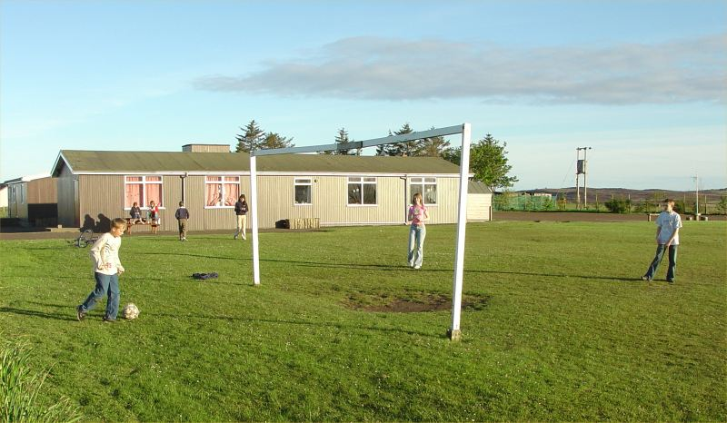 Photo: Thrumster School - The Playing Field