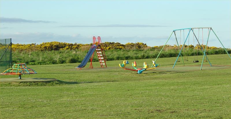 Photo: Thrumster School - Play Equipment Opposite The School