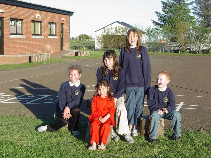 Photo: Thrumster School - Children At The School