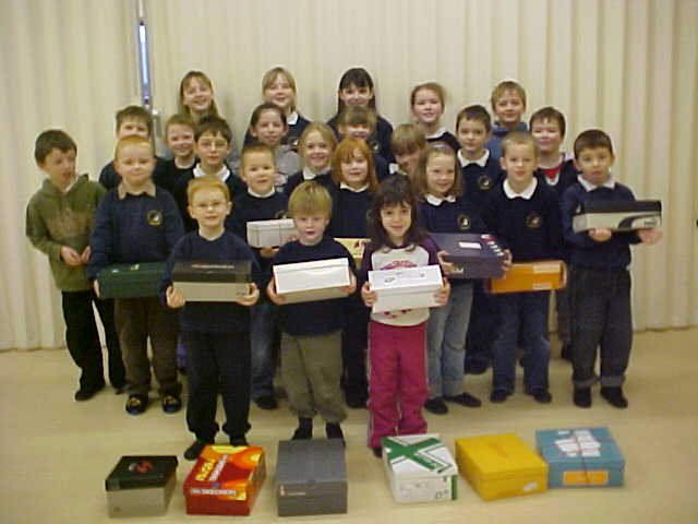 Photo: Thrumster Pupils Prepare To Send Assistance To Tsunami Victims