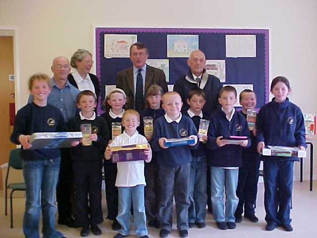 Photo: Winners Of Yarrows Heritage Trust Competition
