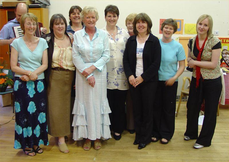 Photo: Kay Gunn Retires From Watten Primary School