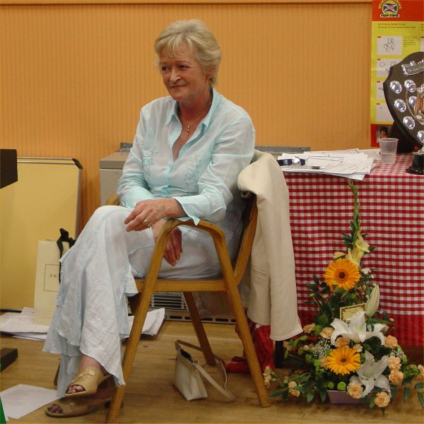 Photo: Kay Gunn Retires From Watten Primary School