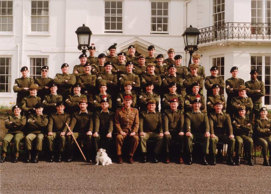 Caithness Army Cadet Force - Earlier Years : 3 of 13 :: ACF