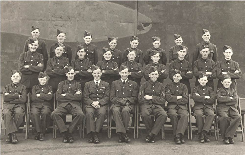 Photo: 1285 Caithness Squadron ATC - 1947