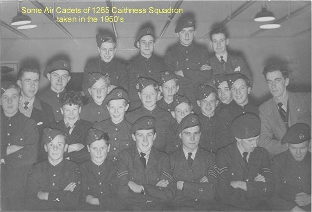 Photo: Air Cadets 1285 Caithness Squadron