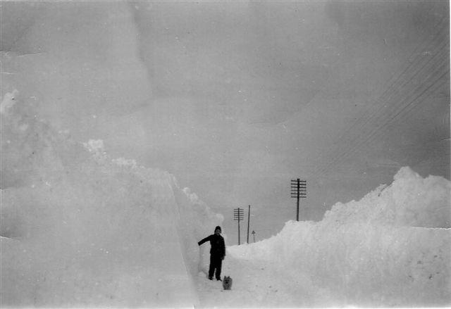 Photo: Reisgill Bridge 1955