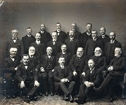 Rev. Alfred Coutts and Elders