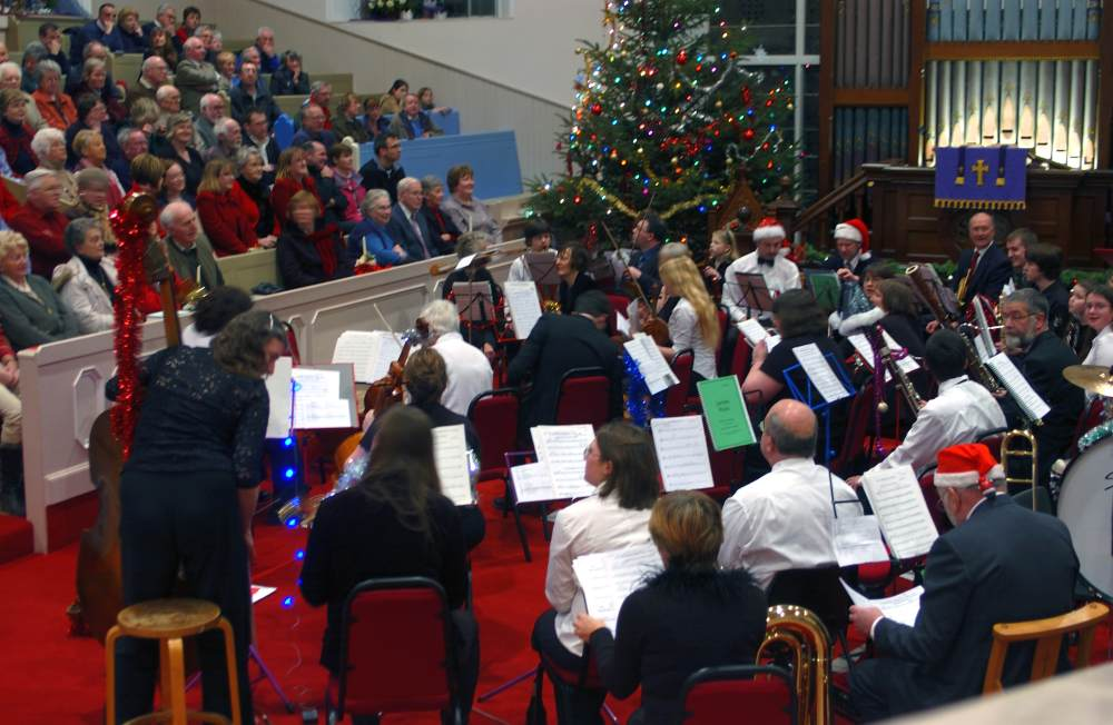 Photo: Christmas Carols With The Caithness Orchestra And Choral Society