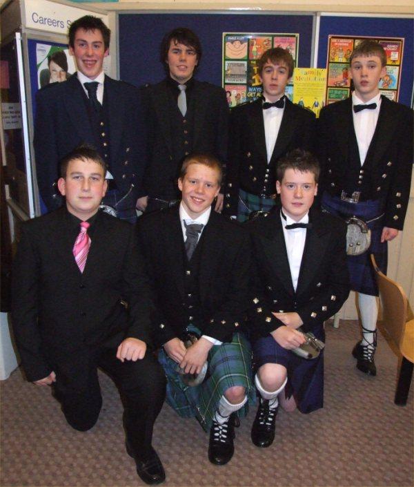 Photo: Wick High Prom 2006