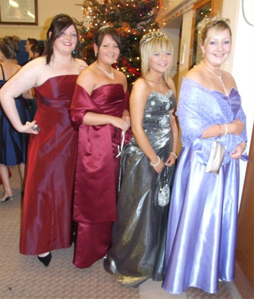 Photo: Wick High Prom 2006