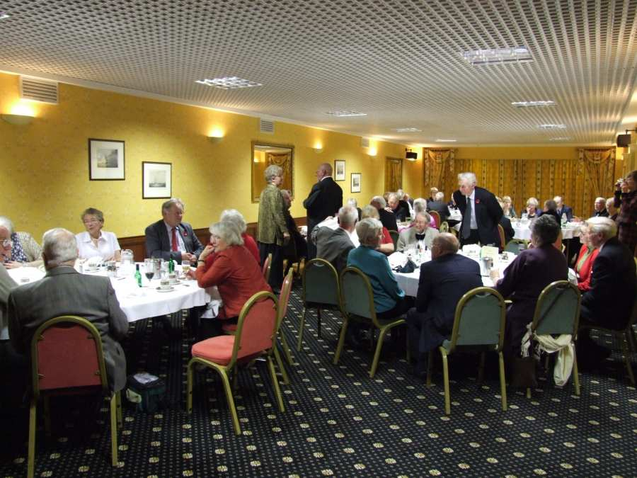Photo: Caithness Field Club 2006 Dinner At Pentland Hotel, Thurso