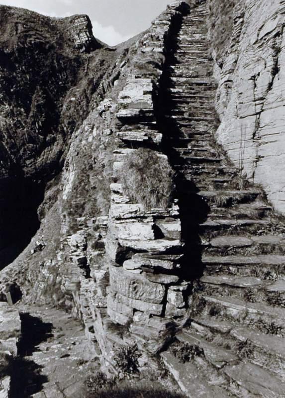 Photo: Whaligoe Steps - Ian Pickthall