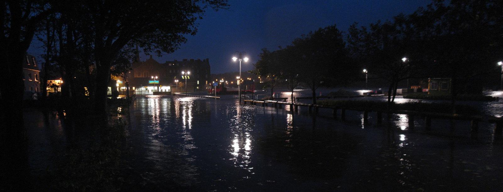 Photo: Somerfield, Wick Under Water