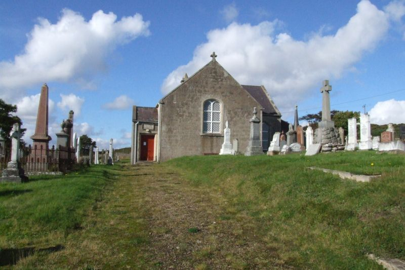 Photo: Berriedale Church - Closed 1 October 2006