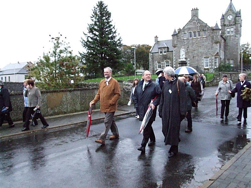 Photo: Halkirk School Reunion 1956 - 2006