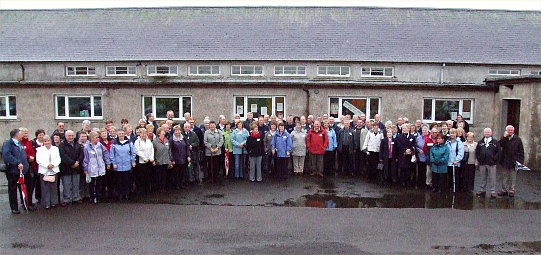 Photo: Halkirk School Reunion 1956 - 2006