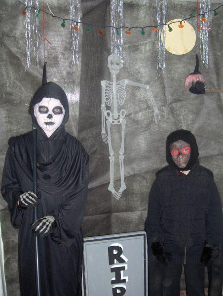 Photo: Halloween At Staxigoe Hall 2006
