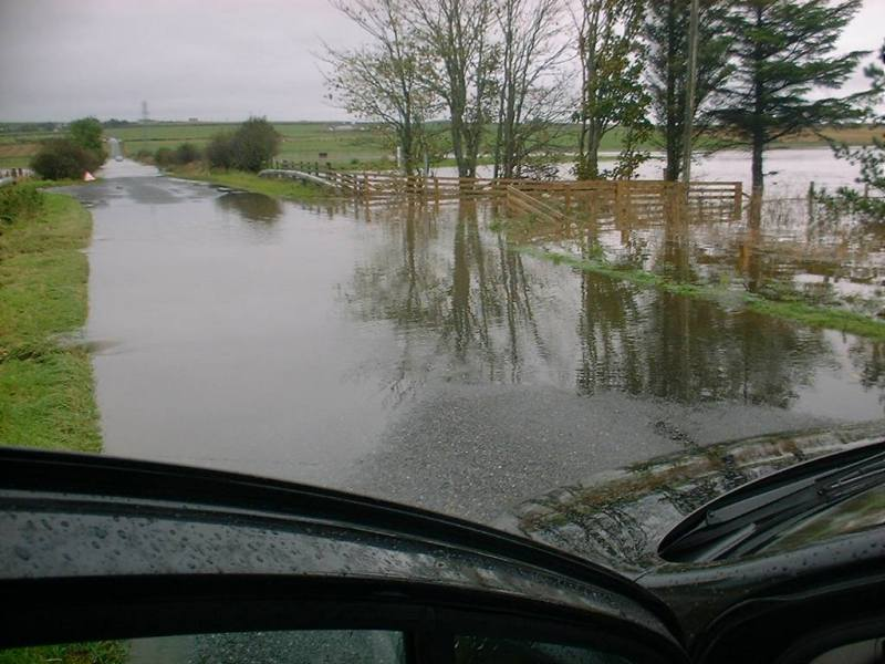 Photo: Halkirk Area Flood