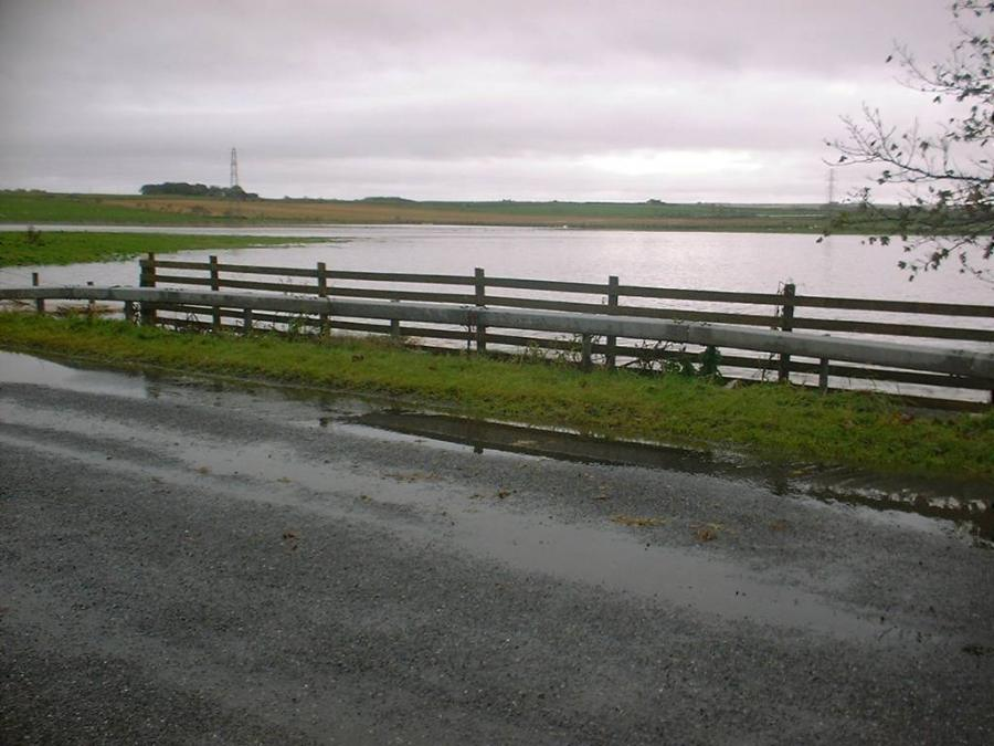 Photo: Halkirk Area Flood