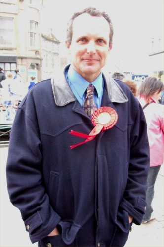 Photo: Simon Harrison - A Labout List Candidate For Scottish Parliament
