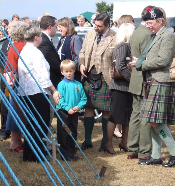 Photo: Mey Highland Games 2007
