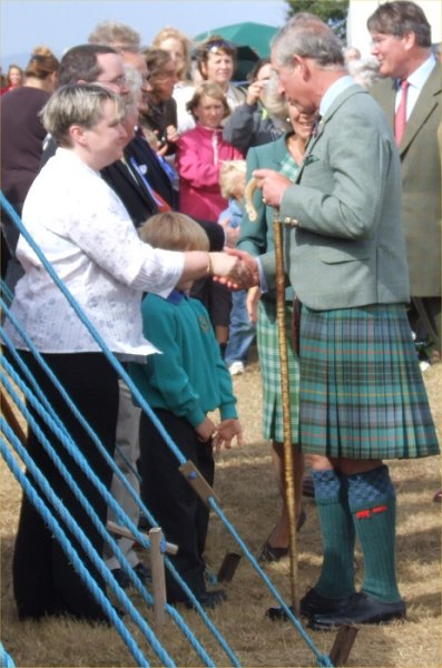 Photo: Mey Highland Games 2007