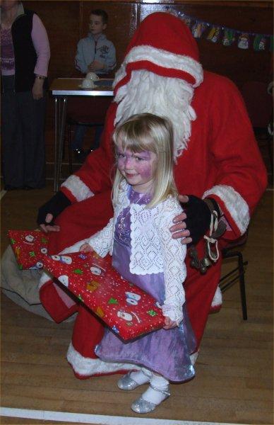Photo: Dunnet Christmas 2007