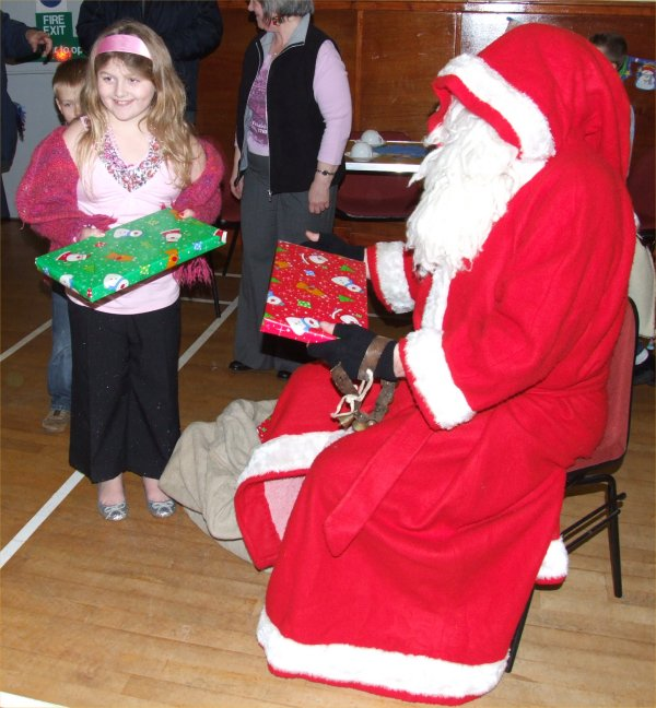 Photo: Dunnet Christmas 2007