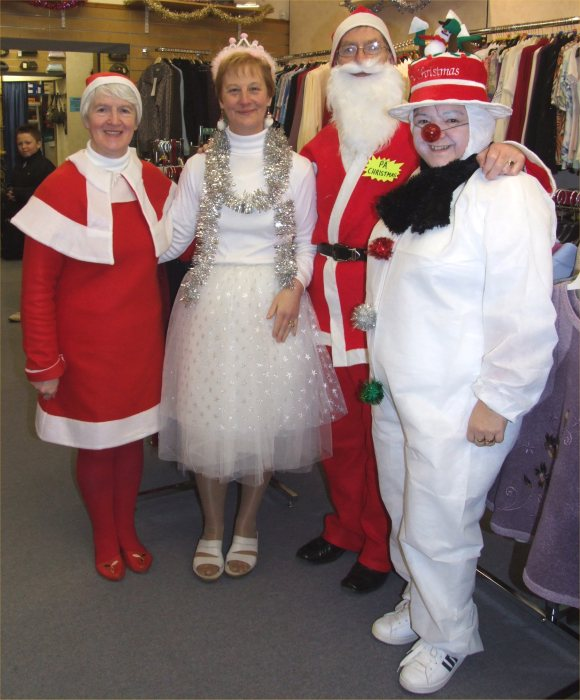 Photo: Thurso Christmas Fun Day 2007