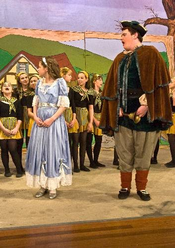 Photo: Thurso Players Pantomime 2007 - Jack And The Beanstalk