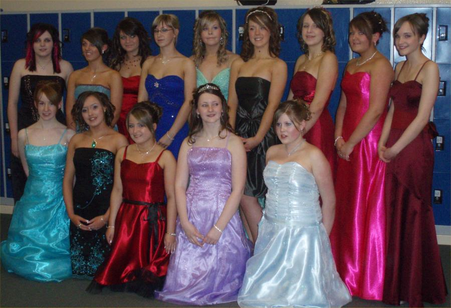Photo: Wick High School Prom 2007