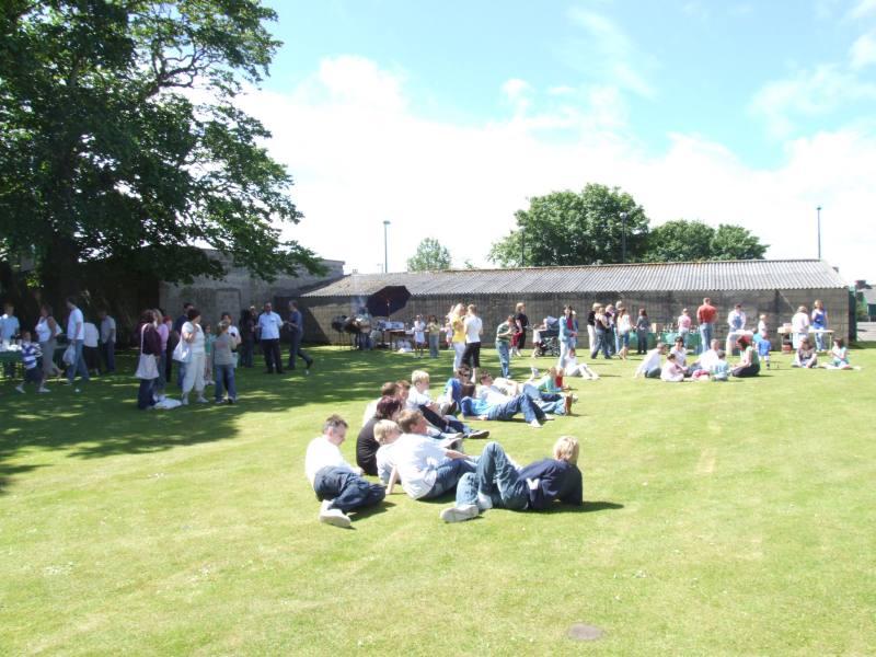 Photo: Rosebank Park, Wick Re-opened After £125,000 Refurbishment Programme