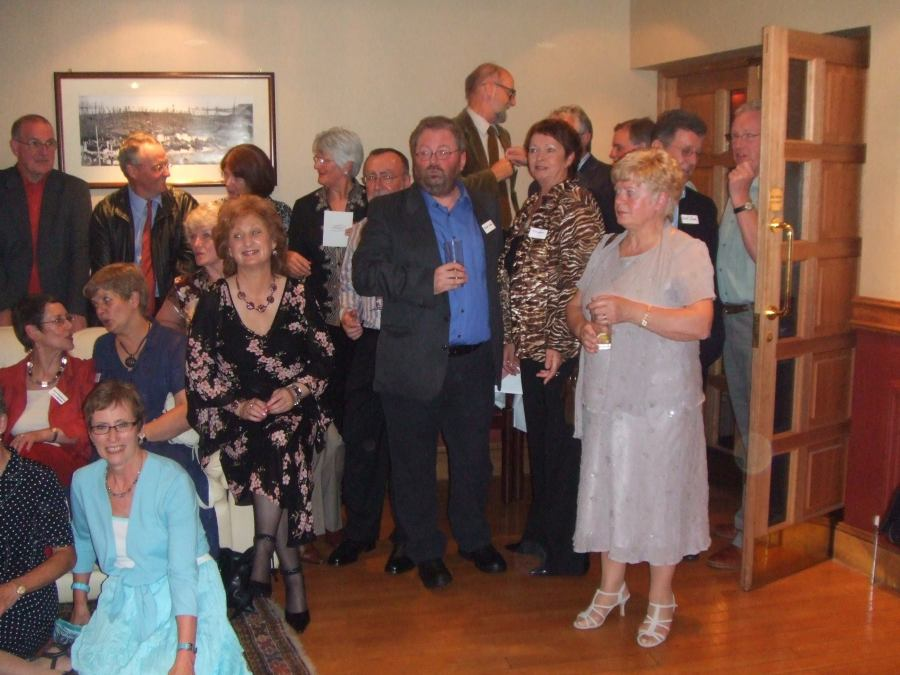 Photo: Wick High Second Reunion For Folk Now Aged 58 - 63