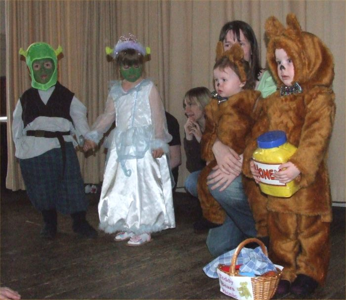 Photo: Halkirk Gala 2007 Fancy Dress