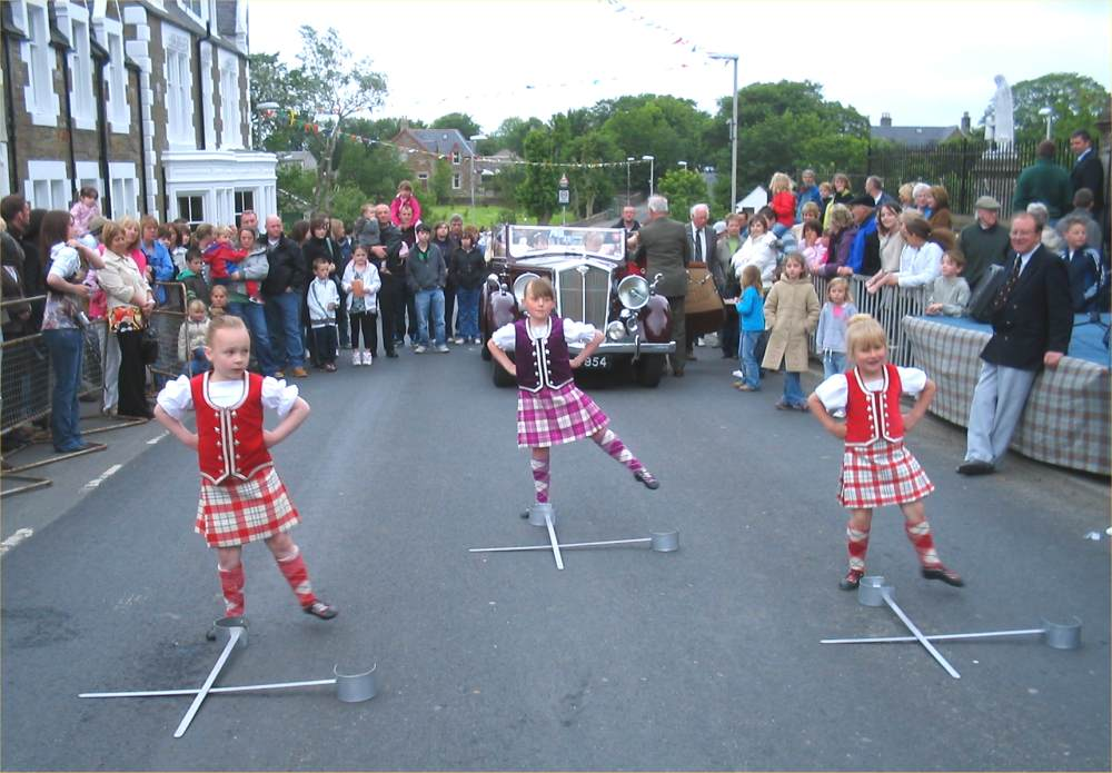 Photo: Halkirk Gala 2007 Gala Night