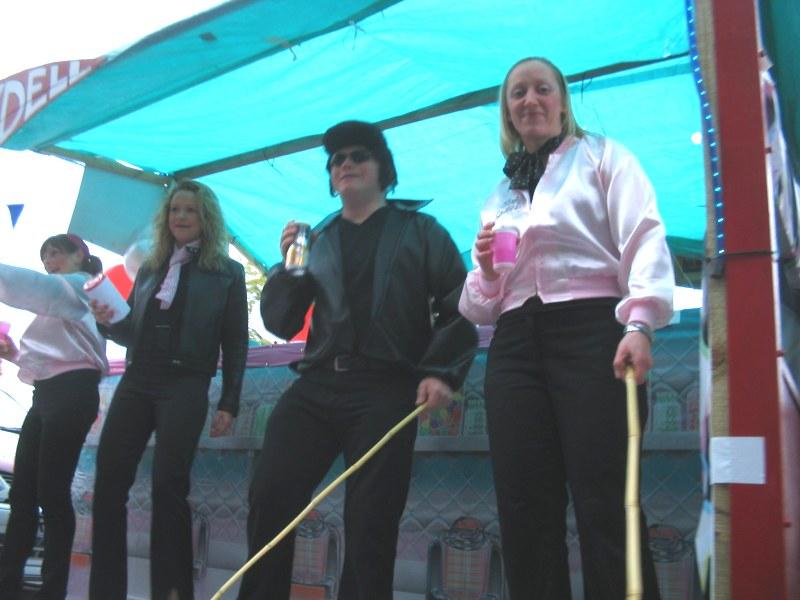 Photo: Halkirk Gala 2007 Gala Night