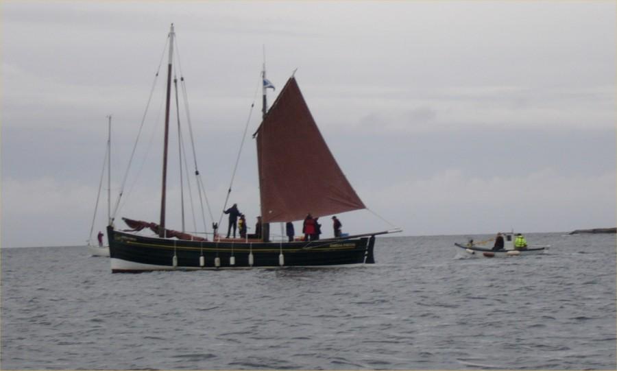 Photo: Wick Harbourfest Views Taken From On Board Sarosa
