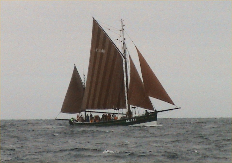 Photo: Wick Harbourfest - From The Isabella Fortuna Sailing