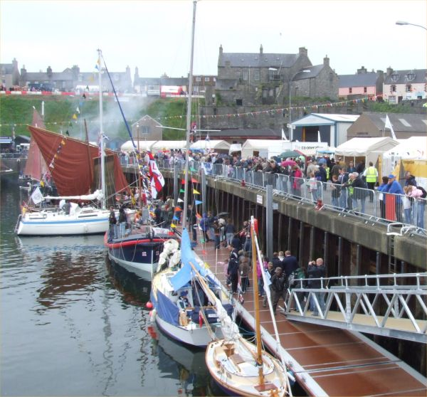 Photo: Wick Harbourfest