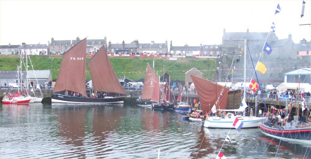 Photo: Wick Harbourfest
