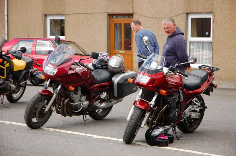 Photo: Caithness Motor Bike Rally 2007