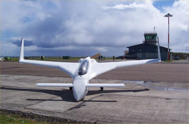 Photo: Popular Flying Association Planes At Wick Airport