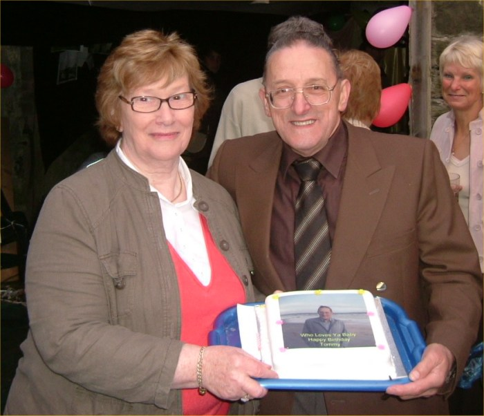 Photo: Tommy Bean 71st Birthday Bash