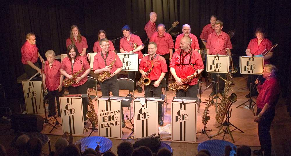 Photo: Caithness Big Band At Lyth Arts Centre