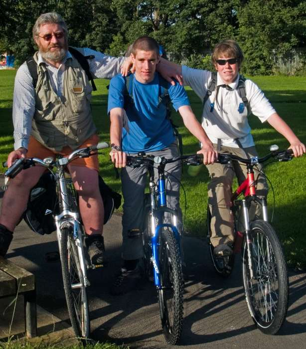 Photo: John O'Groats to Lands End- And back again